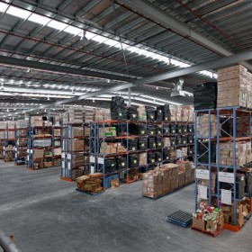 EB Games Distribution Warehouse & Office