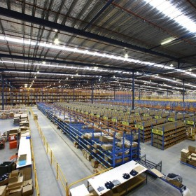 Pacific Brands Distribution Warehouse