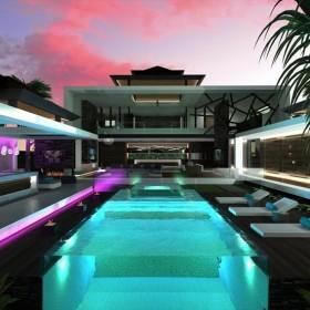Resort Style Dwelling
